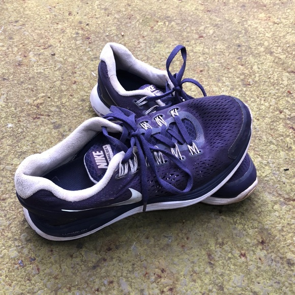 8aaca58c90b5fe Nike lunarglide 4 8.5 Women s tennis shoe running